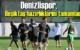 Yukatel Denizlispor, bugün yaptığı antrenman ile Beşiktaş maçı hazırlıklarını tamamladı.