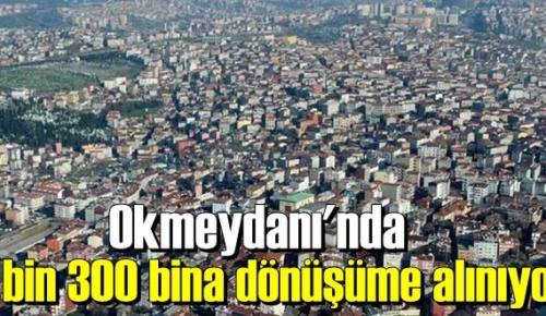 İstanbul'da büyük dönüşüm hareketi Okmeydanı'nda başlıyor.