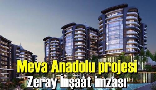 Kocaeli'nde kurulan Meva Anadolu projesinde uygun fiyatlı konutlar satışta.