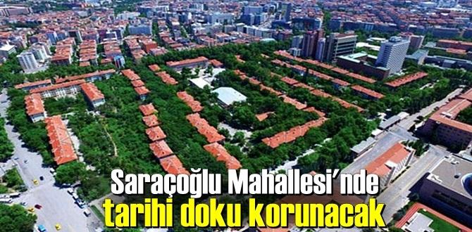 Ankara Saraçoğlu Mahallesi Kentsel Dönüşüm çalışmasıyla ilgili yeni açıklama geldi.