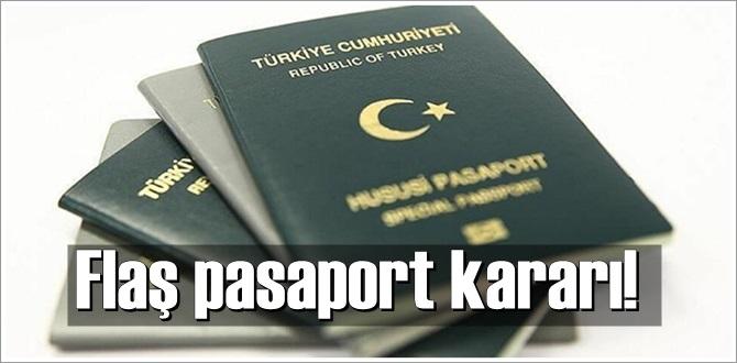 ihracatçılara verilecek hususi damgalı pasaport süresi değişti!