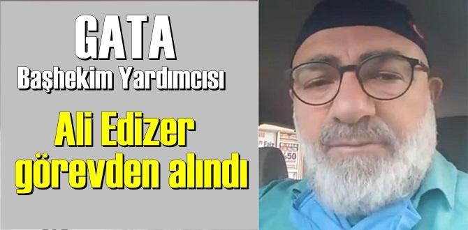 """""""BİR BAŞKASINI SEVİYORSANIZ ONU DA ALIN"""" Sözleri Ali Edizer'i Görevinden etti!"""