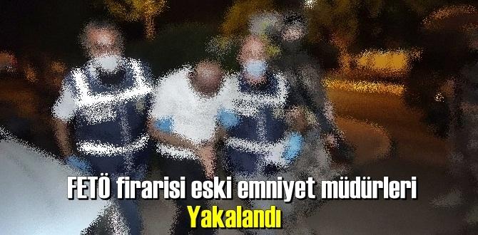 Cemil Ceylan ile Hüsrev Salmaner'in örgütün hücre evinde yakalanmıştı!