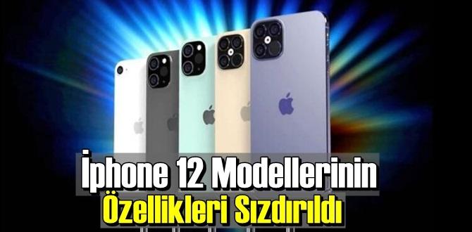 İphone 12 Modellerinin Lansmanı bu akşam 20:00'de gerçekleştirecek.