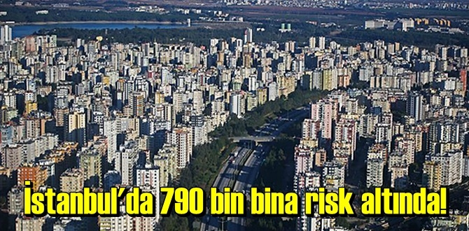 Olası İstanbul depremine karşı megakentte riskli bina sayısı endişe veriyor.