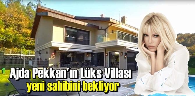 Ajda Pekkan, Lüks Villasını her gün ilaçlı suyla temizletiyor!