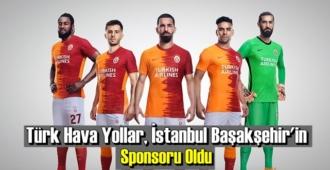 Türk Hava Yolları, Avrupa arenasında Medipol Başakşehir'in forma sponsoru oldu!
