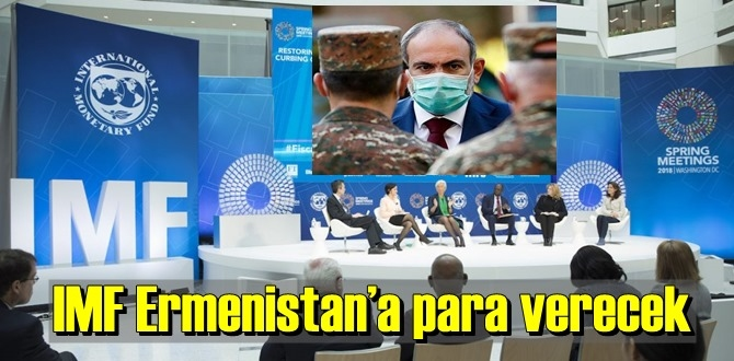 IMF'den Ermenistan'a Finansman Desteği!