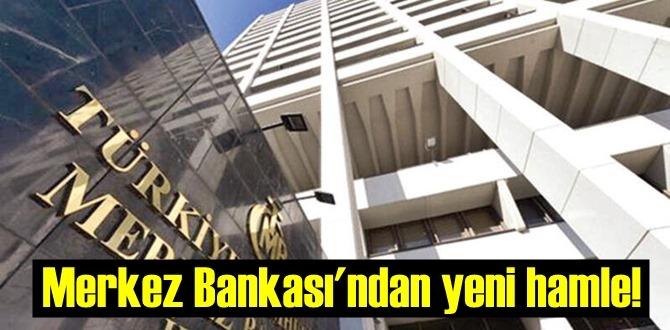 Merkez Bankası değişikliğe gitti!