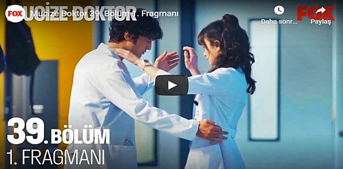 Mucize Doktor 39.Bölüm Fragmanı