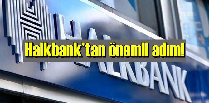 Halkbank harekete geçti, Tüm Halkbank müşterilerini ilgilendiriyor!