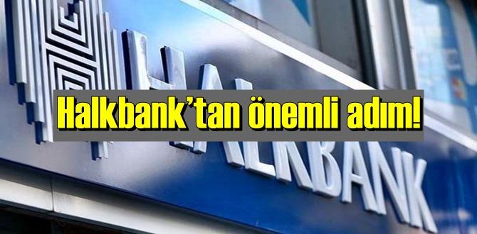 Halkbank harekete geçti, Tüm Halkbank müşterilerini ilgilendiriyor.!