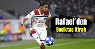 Brezilyalı Rafael'den çok samimi Beşiktaş itirafı!