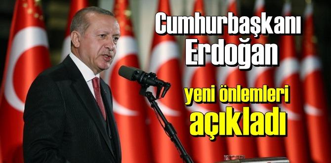 Başkan Erdoğan'dan son dakika açıklaması,