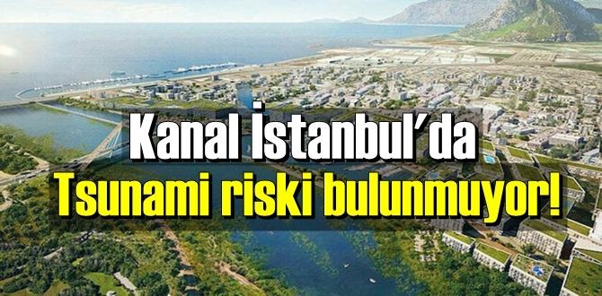 Tüm olası Riskler ve tehditler hesaplandı, Tsunami riski bulunmuyor!