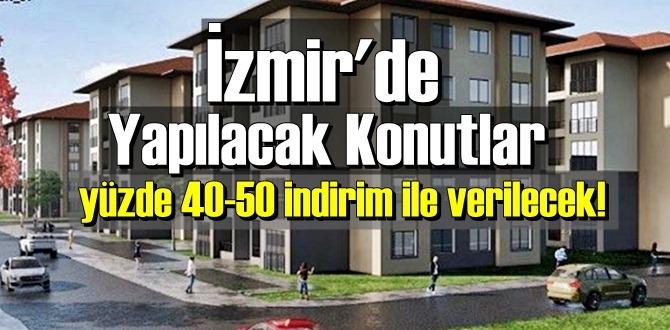Yapılacak yeni Deprem konutları hak sahiplerine yüzde 40-50 indirim ile verilecek!