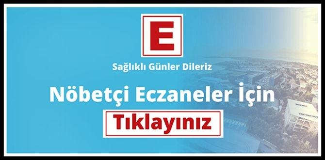 Bugün 6 Kasım 2020 Nöbetçi Eczane ara bul.