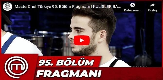 8 Kasım 2020/ MasterChef Türkiye 95.Bölüm Fragmanına bakıver