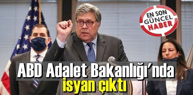 ABD'de kargaşa! talimatı protesto için görevinden istifa etti!
