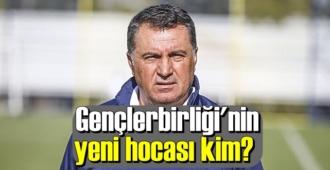 Gençlerbirliği'nin yeni hocası kim? Mustafa Kaplan.