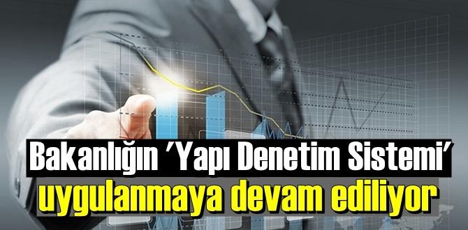 Türkiye genelinde 798 bin bina depreme karşı denetlendi!