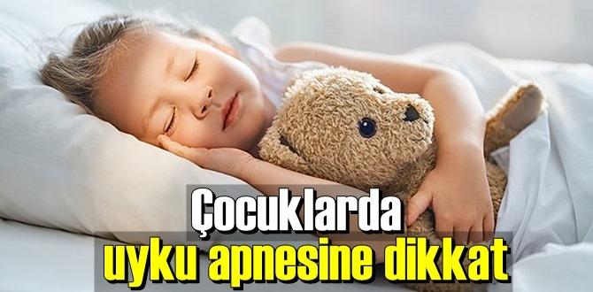 Bunu Biliyor musunuz! Çocuklarda uyku apnesi nedir?