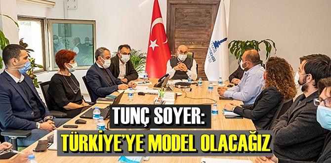 İzmir Büyükşehir Belediye Başkanı Soyer, Depremle mücadeleyi açıkladı!