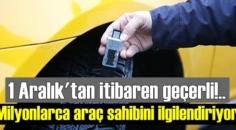 Milyonlarca araç sahibini ilgilendiriyor, 1 Aralık'tan itibaren kış lastiği takma zorunluluğu!