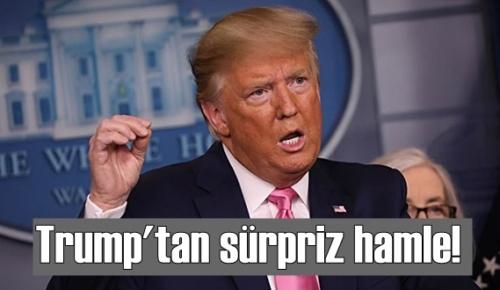 Trump'tan sürpriz hamle! 22 Kasım 2020 itibarıyla yürürlüğe girdi, Çekildiğini duyurdu!