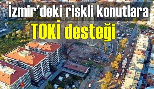 Depremden etkilenen İzmir'de dönüşüm çalışmaları sürüyor.