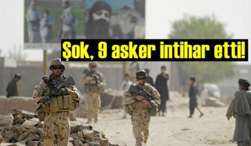 O Ülke Şok'ta , 3 haftada 9 asker neden intihar etti!