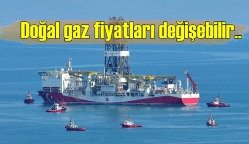 Bakan Dönmez'den Sürpriz doğal gaz açıklaması! Doğal gaz fiyatları değişebilir..