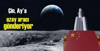 Çin, Ay'dan örnekler toplayacak!