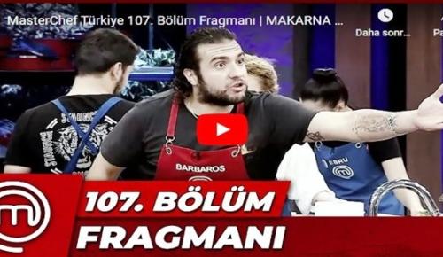 24 kasım – MasterChef Türkiye 107.Bölüm Fragmanına bakıver