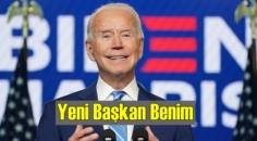 Joe Biden'den açıklama: Seçim Bitti yeni Başkan benim!