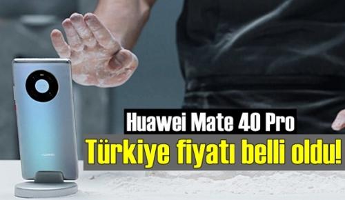 Huawei Mate 40 Pro Türkiye fiyatı kesinleşti ve açıklandı!