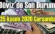 25 kasım 2020 Çarşamba Ekonomi'de Döviz piyasası, Döviz güne nasıl başladı