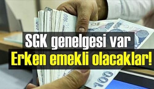 Resmi Gazete'de yayımlandı, SGK'nın genelgesi var Borçlanıp Erken emekli olabilecekler!