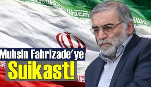 Muhsin Fahrizade'ye Suikast düzenlendi, ağır yaralanarak hastaneye kaldırıldı!