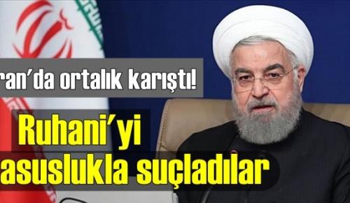 Komşumuz İran'da sıkıntı, casusluk Suçlaması var!