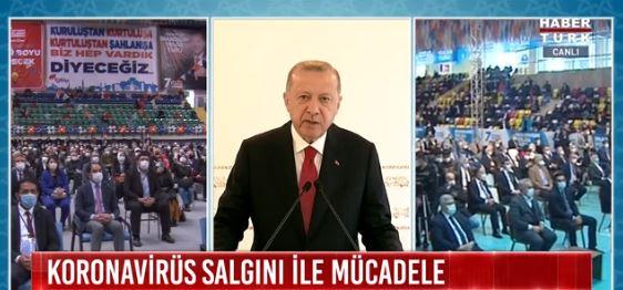 Başkan Erdoğan'dan ABD ve Avrupa'ya önemli mesajlar!