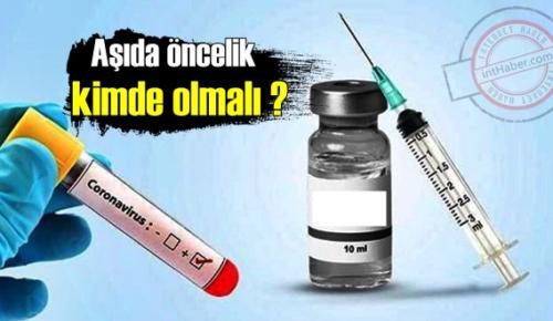 Aşıda öncelik kimde olmalı