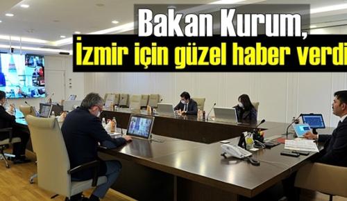 Bakan Kurum: İzmir için güzel haberimiz var, yeni konut projeleri hazır!