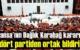 AKP, CHP, MHP ve İyi Parti'nin TBMM gruplarından Fransa'ya ortak Kınama!