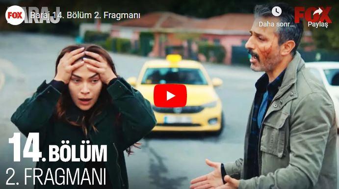 15 Kasım 2020 – Baraj 14.Bölüm 2. Fragman Videosunu ilk sen izle, Baraj 14.Bölüm 2. Fragmanı Videosu yayınlandı