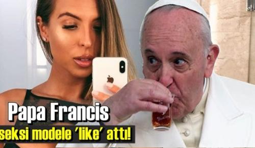 Papa Francis sen ne yaptın böyle! Papa Gündemi aldı!