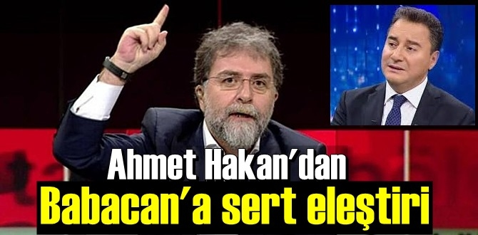 DEVA Partisi Lideri Babacan'a sert eleştiri geldi!