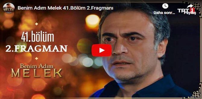 Benim Adım Melek 41.Bölüm 2. Fragman Videosu
