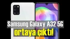 Ekonomik fiyatlı Samsung Galaxy A32 5G Piyasada!