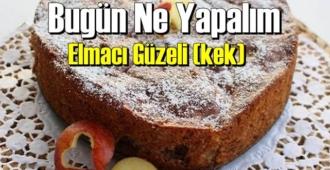 Bugün Ne Yapalım – Elmacı Güzeli (kek)